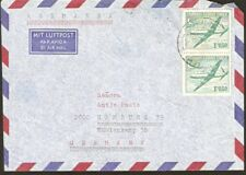 392 CHILE TO GERMANY AIR MAIL COVER ARICA - HAMBURG