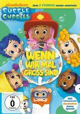 BUBBLE GUPPIES:V2 WENN WIR MAL GROß SIND   DVD NEU