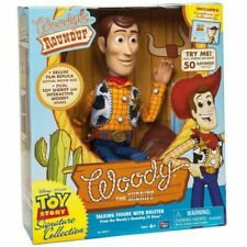 Thinkway toys Toy Story Signature Collection Woody The Sheriff 16in. Action Figure - 64012