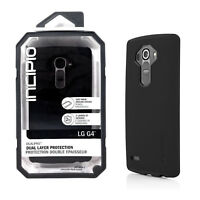 Incipio DualPro Dual Layer Rugged Hybrid Impact Absorbing Case for LG G4