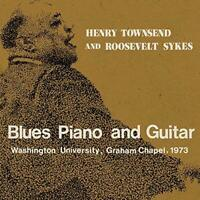 Henry Townsend And Roosevelt Sykes - Blues Piano And Guitar (NEW 2CD)
