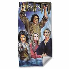 "Princess Bride Movie Poster Licensed Beach Towel 30"" X 60"""