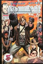 THE WALKING DEAD #164 IMAGE TRIBUTE VARIANT COVER SIGNED BY CHARLIE ADLARD w/COA