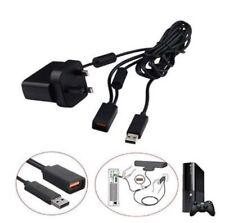 Power Supply Adapter For Microsoft Xbox 360 Kinect Sensor UK Mains Adaptor