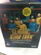 NEW Limited Edition Classic Star Trek Bridge Collector Set 6090 1993 Playmates