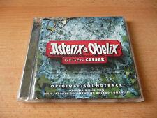 CD Soundtrack Asterix & Obelix Gegen Caesar - 1999