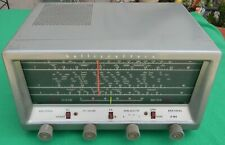 Vintage Hallicrafters Tube Ham Communications Radio Receiver Model S-38E