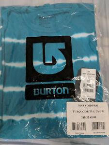 Burton Tye Dye Tshirt mens medium