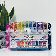 Super Big One Step Tie Dye Kit Tye Die Craft Activity Party Family Fun