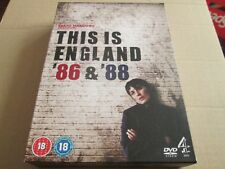 This Is England '86 And '88 (DVD 3-Disc Set, Box Set) NEW AND SEALED REGION 2 UK