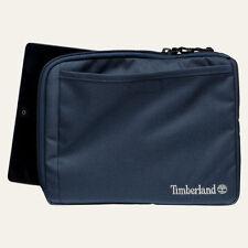 Timberland Unisex Crofton Water-Resistant Dark Navy Tablet Sleeve A1LRO