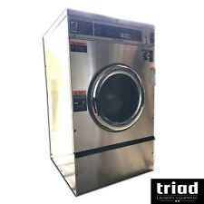 '06 Dexter 18lb Coin Commercial Washer 1Phase Laundromat Huebsch Unimac Ipso