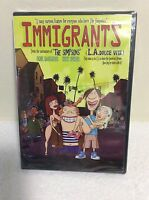 Immigrants (DVD, 2010) - NEW AND SEALED DVD VIDEO