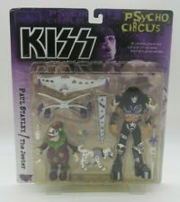 KISS Psycho Circus Paul Stanley/The Jester Action Figure McFarlane Toys 1998