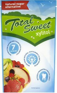 Total Sweet Xylitol Sweetner - 225g