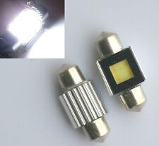 4x weisse LED Soffitte Lampe 31mm 32mm CANBUS COB WEISS Innenraum Deutsche Post