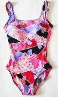 GOTTEX Swimsuit Monokini Multicolored Floral Print Size 38 / UK 10 / US 8
