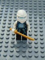 Genuine Lego Ninjago Airjitzu Zane Mini Figure  70742