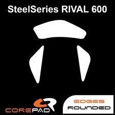 COREPAD Skatez SteelSeries Rival 600 RICAMBIO PTFE Teflon ® piedini del mouse hyperglides