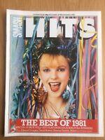 SMASH HITS Magazine Dec 1981 Claire Grogan, Bowie, Adam Ant, Sheena Easton VGC