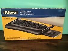 Fellowes CRC91403 Office Suites Underdesk Keyboard Drawer