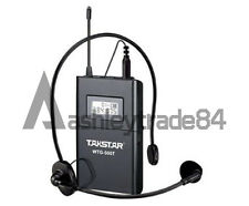 Takstar Uhf Tour Guide Wireless System 1 Transmitter with 3 Receivers Wtg-500