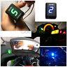 Red LED Universal Honda Elec Digital Gear Indicator Display Shift Lever Sensor