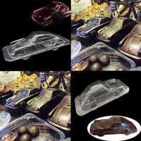 Pro 1 Set 3D plastic Sugarpaste Fondant Mould Baking Car Mold Cake   Fashion