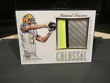 National Treasures Pro Bowl Colossal Jersey Packers Jordy Nelson 07/15  2015