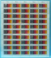 Bund 50er Bogen MiNr. 1266 postfrisch MNH Formnummer 1 (BW3716