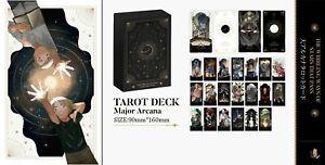 Full Metal Alchemist  Major arcana  Tarot card 22 cards and Art Book Doujin New