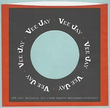 VEE JAY REPRODUCTION RECORD COMPANY SLEEVES - (pack of 10)