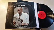 the legendary SON HOUSE FATHER OF FOLK BLUES LP stereo 1C/1C matrix cs9217 rare!