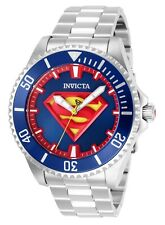 Invicta Men's 26896 DC Comics Automatic 3 Hand Blue Dial Watch