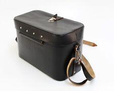 Kameratasche Tasche Köscher schwarzes Leder
