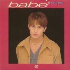 """Take That 1990s Pop 7"""" Singles"""