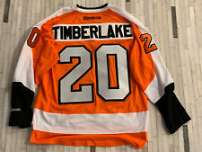2019 Philadelphia Flyers Authentic Game Jersey Gifted To Justin Timberlake