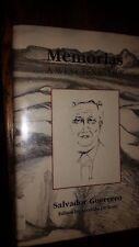 Memorias A West Texas Life Salvador Guerrero Edited by Arnoldo De Leon Hardback