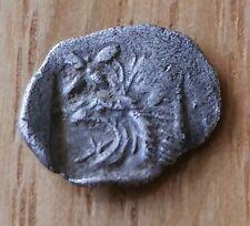 More details for greek kyzikos ca 450-400ar hemibol silver coin