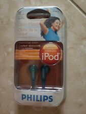 Philips Earbuds In Ear Headphones SHE2617/27 New.