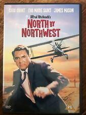 Cary Grant NORTH BY NORTHWEST ~ Hitchcock's 1960 Thriller Classic UK DVD