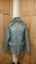 Rare Liverpool FC This Is Anfield Padded Coat Parka Style Size XS H2