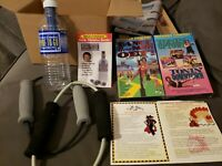 Vintage  Richard Simmons. Exercise. Vhs, Pure To Go Water Bottle. ...