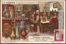 Religion Kloster Convent Drinking Vessels Urns Vases 1903 Trade Ad Card g