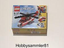 Lego® 31013 Creator Red Thunder / Neu und OVP