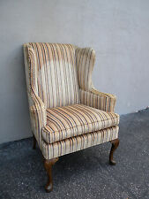 Queen Anne Living Room Wing Chair 5510
