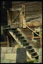 079079 SHOP anteriore di una vecchia casa MURANO A4 FOTO STAMPA