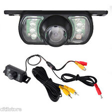 NEW Universal Car Truck SUV Vehicle IR night vision Back Up reverse Camera