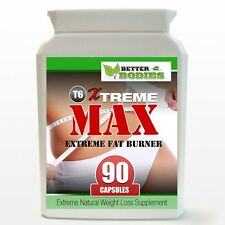 Xtreme max/t6 Ephedrine/Ephedra Free Weight Loss t5 diet pills slimming