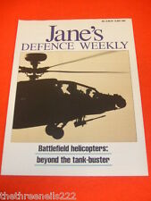 JANES DEFENCE WEEKLY - BATTLEFIELD HELICOPTERS - MAY 15 1993 VOL 19 # 20